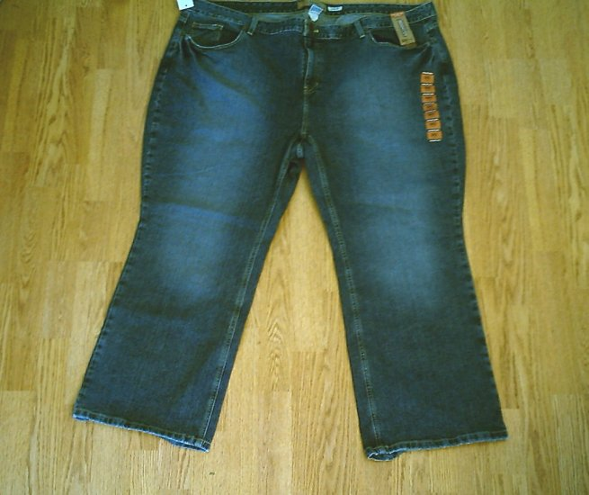 OLD NAVY BOOTCUT STRETCH JEANS-26 SHORT-50 X 30-NWT NEW