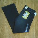 OLD NAVY LOW WAIST BOOTCUT STRETCH JEANS-12-35 X 33-NWT