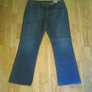 GAP BOOTCUT STRETCH JEANS-SIZE 18 LONG-41 x 34-NWT