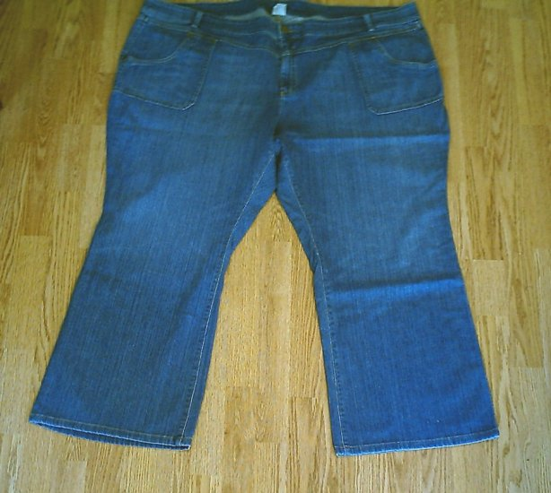 OLD NAVY LOW RISE BOOTCUT STRETCH JEANS-SIZE 30-NWT