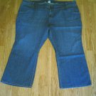 OLD NAVY LOW RISE BOOTCUT STRETCH JEANS-30 LONG-NWT
