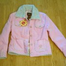 ARIZONA JEANS GIRLS JACKET COAT-SIZE SMALL 7/8-NWT $59
