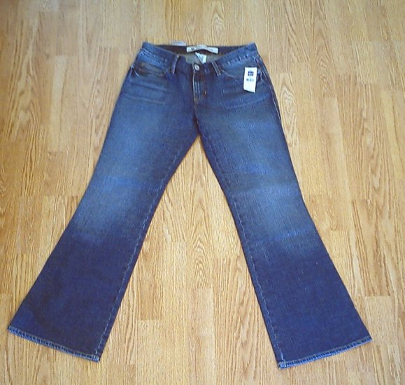 GAP ULTRA LOW RISE STRETCH JEANS-SIZE 6-30 X 32-NWT