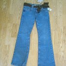 VANILLA STAR GIRLS FLARE STRETCH JEANS-12-27 X 28.5-NWT