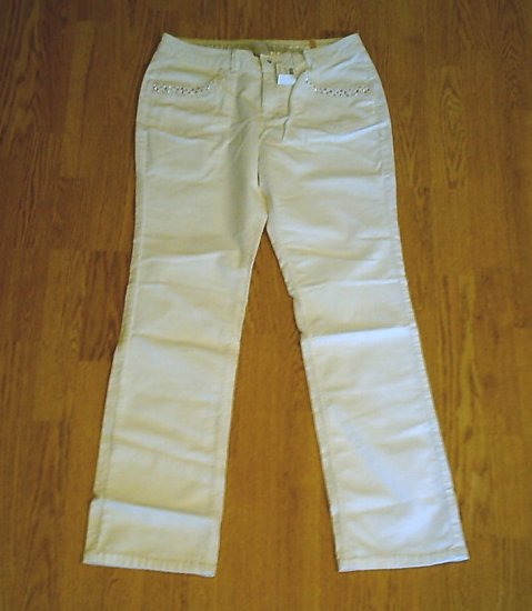 LIMITED TOO JEANS GIRLS CORDUROY PANTS-16 1/2-NWT $49