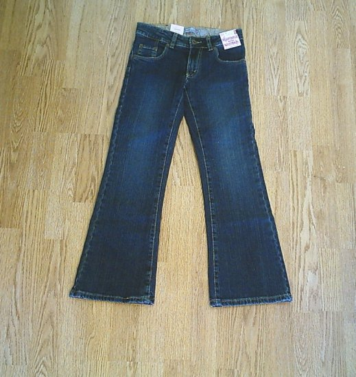 LEVIS GIRLS 517 STRETCH FLARE JEANS-SIZE 10-25 X 27-NWT