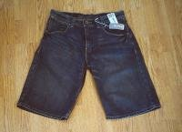 LEVIS SILVERTAB JEANS MENS LOOSE SHORTS-SIZE 32-NWT