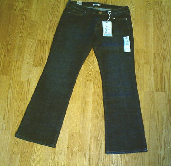 LEVIS 545 LOW RISE BOOTCUT JEANS-SIZE 12-35 X 32.5-NWT