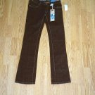 ROXY LOW RISE BABY BELL FIT JEANS-SIZE 3-30 X 32.5-NWT