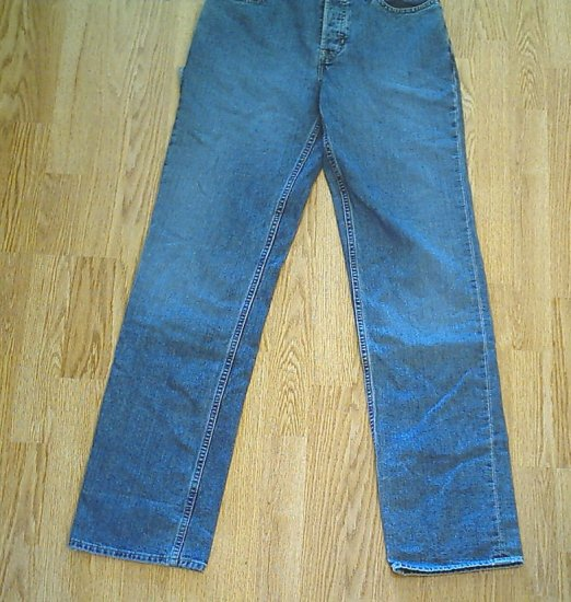GAP BUTTONFLY LOOSE JEANS-SIZE 4 LONG-29 X 34-NWT