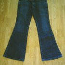 GAP LOW RISE FLARE JEANS-SIZE 4-32 X 32 1/2-NWT