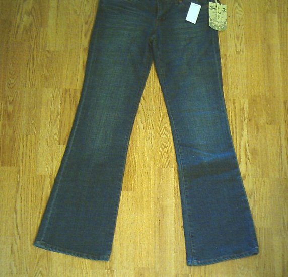 SEVEN LOW RISE FLARE JEANS-SIZE US 9 EUR 29-31 X 34-NWT