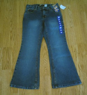 OLD NAVY GIRLS FLARE JEANS-SIZE 8-25 X 25 1/2-NWT