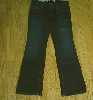 GAP ULTRA LOW RISE BOOTCUT JEANS-SIZE 1-30 X 31-NWT