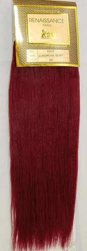 Red Weave Extensions 111
