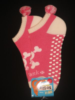Paul Frank No Slip Slipper Sock SKURVY