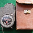 Vintage Bell & Howell Filmo Double Run 8 Movie Camera