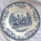 Johnson Bros. Ironstone Plate