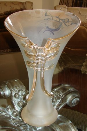 Frosted Glass Vases - Compare Prices on Frosted Glass Vases in the
