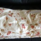 "SILK TRADING CO. ""MARGANA"" Embroidery Floral Drapes~NEW!"