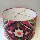 RARE Gorgeous Anthropologie Extra Large Lampshade Lamp Shade NWT