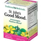 Traditional Medicinals St John's Good Mood Tea - 2 box pack with 20 tea bags each