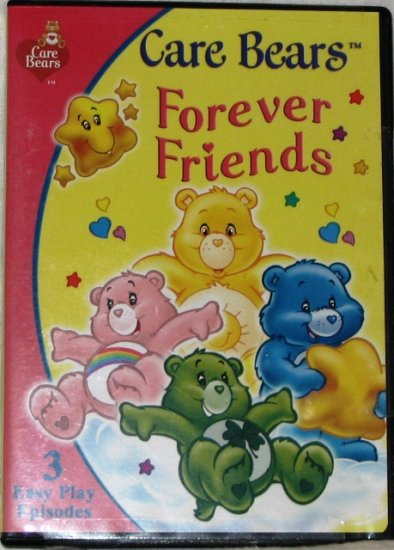 Care Bears Forever Friends