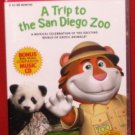 Baby Genius A trip to the San Diego Zoo w/ bonus music CD