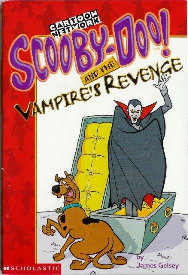 Scooby Doo and the Vampire's Revenge PB NEW