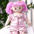 Hope Doll w/ Pink Hair