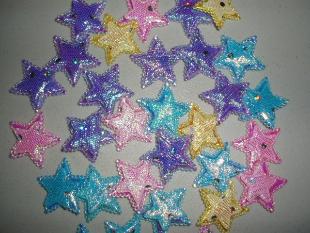 Wishing star inserts