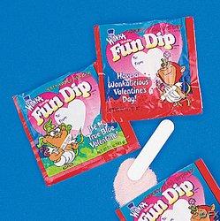 Wonka Valentine Fun Dip