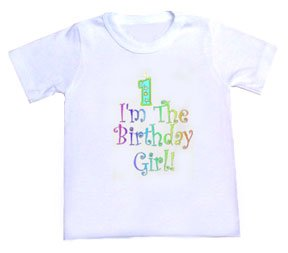 Birthday Girl/Birthday Boy Shirt