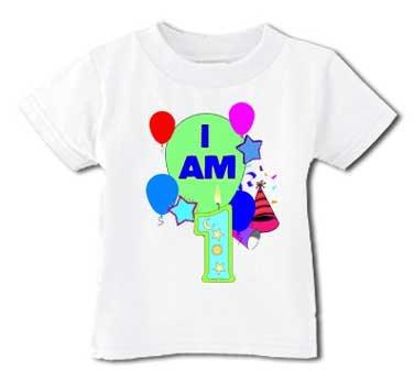Happy Birthday Party Tee Shirt