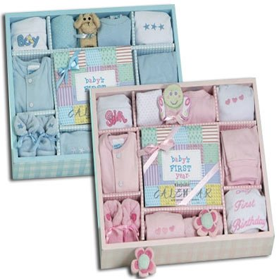 Baby's First Year Gift Collection