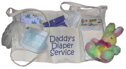 New Diaper Duty Service Tool Belt