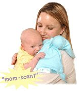 Personalized Ookie Mom & Baby Bonding Doll