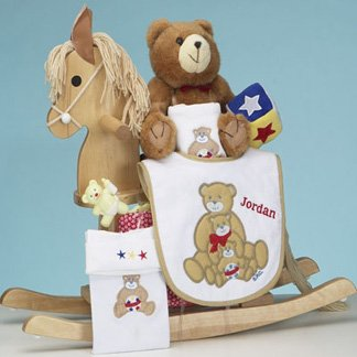 Personalized Rocking Horse Gift Collection