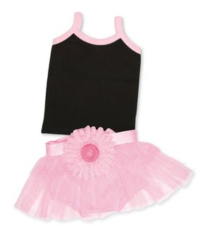 Perfectly Princess Ballet Set Newborn 0-6M