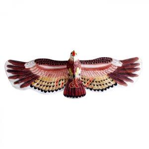 TC-E01 Colorful 3D Eagle Kite(Medium) - Chinese Silk Kites