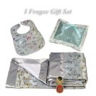 CutiePack01-Silver Butterfly- I Frogee Gift Set