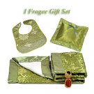 CutiePack01-Olive Green Fortune Flower- I Frogee Gift Set