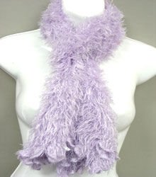 Lavender Magic Scarf