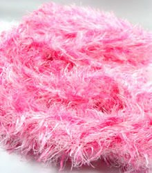 Pink White Blend Magic Scarf