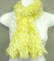 Yellow Magic Scarf