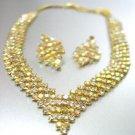 Gold Clear AB Rhinestone Crystals Set 1N4001346