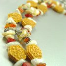 Natural Sea Shells Beads Bracelet 1B015595