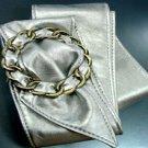 Silver Antique Buckle Wrap Belt 1BTB0012432