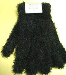 Black Soft Elastic Magic Glove 1GLOVE4338