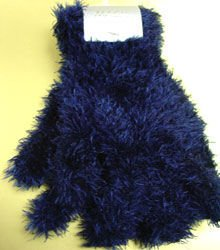Navy Blue Soft Elastic Magic Glove 1GLOVE4338